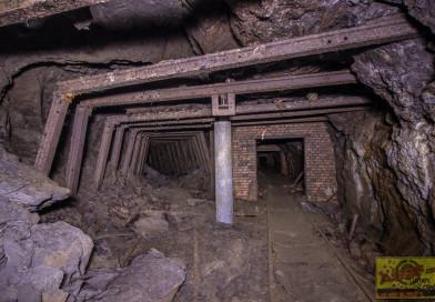 Schwarzbefahrung eine Erzgrube