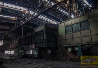 EgoTour im Stahlwerk