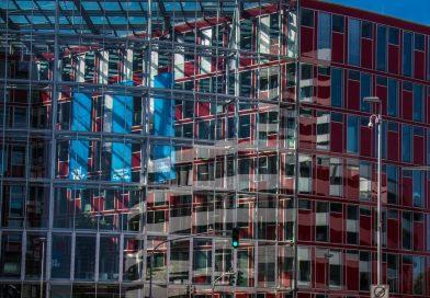 Kleiner Fotowalk durch den Düsseldorfer Medienhafen